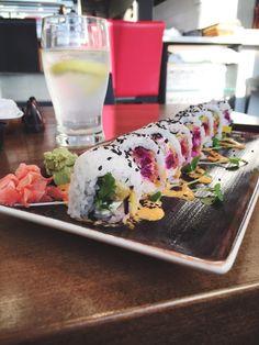 #YYC #yyceats #sushi