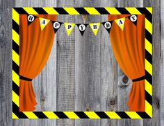 Hey, I found this really awesome Etsy listing at http://www.etsy.com/listing/175200252/construction-birthday-party-theme-photo