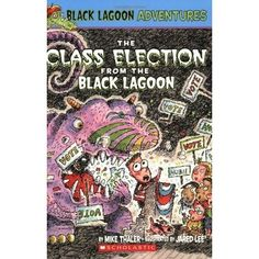 Another fun chapter book from the dynamic duo of Mike Thaler and Jared Lee -- just in time for Election Day! Mean Mrs. Green is forcing e...