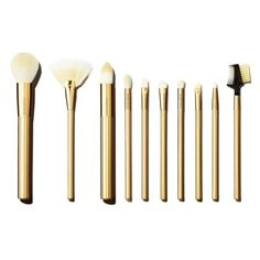 "Sonia Kashuk Limited Edition ""Lavish Luxe"" 10 Piece Brush Set"