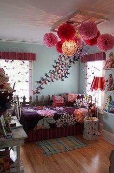 Paper Lantern Room