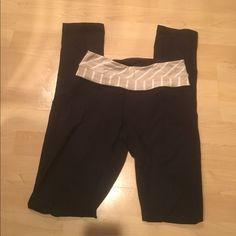 Lululemon size 2 wonder unders Lululemon size 2 wonder sunder pant lululemon athletica Pants