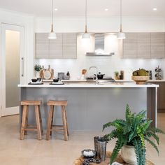 Our HomeWorld Thornton Display Village showcases 5 of the most popular designs from McDonald Jones Homes. Visit us and begin building your dream home. Mcdonald Jones Homes, Boho Kitchen, Display Homes, Build Your Dream Home, Modern Kitchen Design, Havana, Mj, Living Rooms, Contemporary