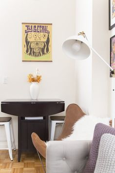 Molly's 520 Square Foot Soothing Manhattan Studio — House Call