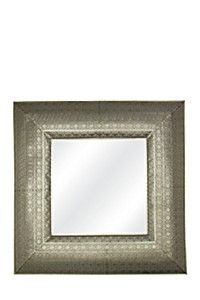 TIN SQUARE 90X90CM MIRROR 700