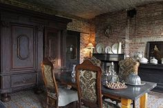 the chateau kitchen - MY FRENCH COUNTRY HOME
