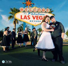 Bridal Party - Las Vegas