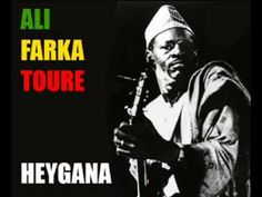 Ali Farka Toure - Heygana.wmv :  The Father, Passed, Now the Son Carries the Sacred fire.