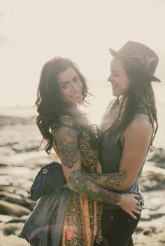 Two Birds Nest | Weddings to admire & inspire for lesbians, queers, trans*, and everyone else