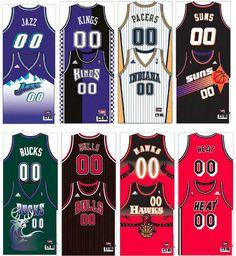 40dc4e187 Some of the worst NBA jerseys ever Nba Uniforms