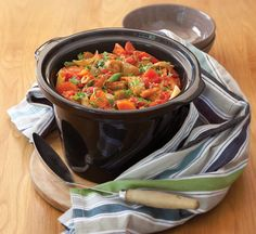 Healthy Recipes: Thousands of perfect meals from Healthy Food Guide Healthy Sausage Recipes, Healthy Italian Recipes, Healthy Food, Healthy Slow Cooker, Slow Cooker Recipes, Grilled Sausage, Pasta Shapes, Hot Pot, Vegetarian