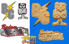 Badger Control - Custom Cookies - Promotional Idea - Trade Show Gifts - Logo & Badger