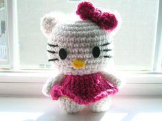 crochet, my little pony hat pattern, free   FREE HELLO KITTY CROCHET PATTERNS - Crochet — Learn How to Crochet