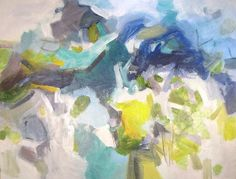 esperanza   48x62 inch acrylic on canvas by Becky Fixter