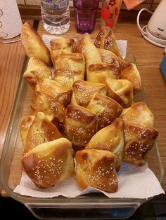 Ανεβατό κουλούρι νηστίσιμο - Eva In Tasteland Greek Recipes, Vegan Recipes, Cooking Recipes, Greek Cookies, Greek Sweets, Frozen Yoghurt, Food Gallery, Mediterranean Recipes, Soul Food