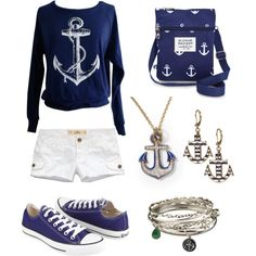 refuse to sink, created by alessandraw on Polyvore