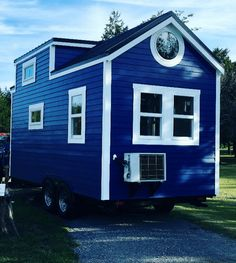 New Tiny house ready to be sold off! This house was built by King Tiny Homes for my husband and I. We have been living in it for the past couple of months while adding some finishing touches and the house is ready to go to its forever owner! There are two lofts, a main…