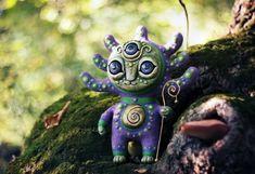 Инопланетные игрушки отМарьяны Копыловой