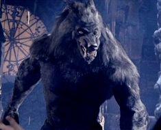 Black Wolf Van Helsing
