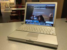 "12"" PowerBook G4"