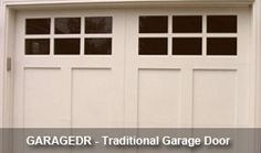 Traditional Garage Door Installation - We are http://www.Garagedr.com - Garage door services for Eastvale, CA - Serving All over Inland Empire Including Riverside & San Bernardino County - While we travel to work we find those amazing places that we love  to share with you - feel free to join in  and enjoy the view
