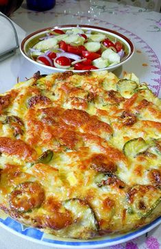 My Favorite Food, Favorite Recipes, Cooking Recipes, Healthy Recipes, Breakfast Snacks, Greek Recipes, Quick Meals, Brunch