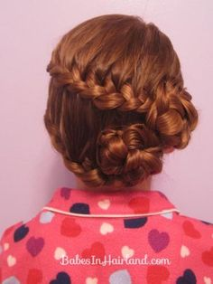 DIY Wedding Hair  : DIY Half-French Braided Updo