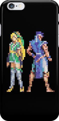 Extra Characters SOTN Vintage Pixels by Lidra