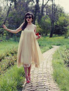 Parlor dress