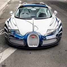 Bugatti Veyron L'Or Blanc ..