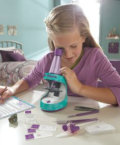 Take a look at this Nancy B's Science Club Microscope & Activity Journal by Educational Insights on #zulily today!