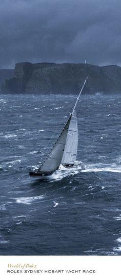 Rolex Sydney Hobart Yacht Race.......