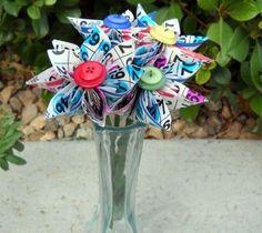 bingo flower bouquet - Google Search