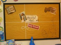 Meerkat Mail Displays | Briar Hill Infant School