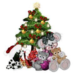 Feestdagen-Tubes: Kerst Creddy's(137)