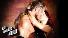 WWE Top 10 – Kisses that Rocked