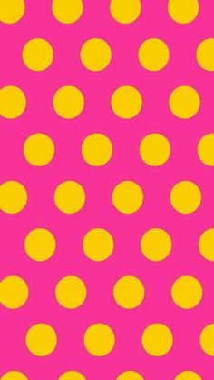 38 Ideas For Wall Paper Yellow Iphone Polka Dots Polka Dot Background, Background Patterns, Cool Backgrounds, Wallpaper Backgrounds, Phone Backgrounds, Diy Kalender, More Wallpaper, Chevron Wallpaper, Wall Paper Phone