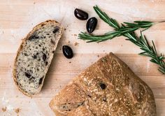 Pastry Affair | Rosemary Olive Bread