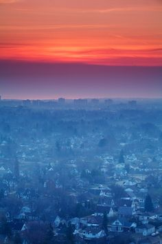 """Hamilton Morning"" - Joel Reynolds - Hamilton, Ontario, Canada. How utterly GORGEOUS"
