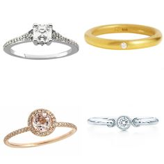 Engagement Rings Under 1000