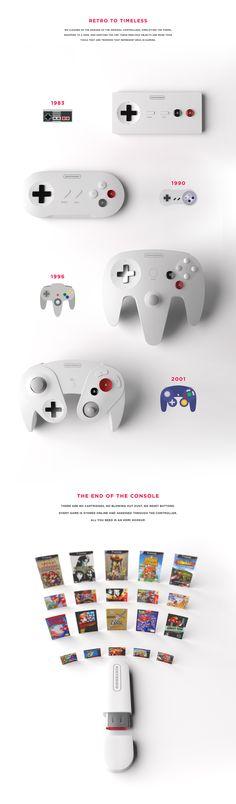 Nintendo Legends Concept