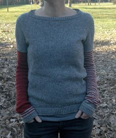 Soft Stones is a seamless, featherweight boat neck pullover mostly worked in the round, from the top down. The pattern starts by working the shoulders to the underarms, then the front and back are joined together and the body worked in one piece. The sweater features a basic, relaxing stockinette stitch pattern with different coloured sleeves and shorter front. The garment is intended to be worn with positive ease at the chest for a comfy fit.Sizes: XXS (XS, S, M, L, 1XL, 2XL, 3XL). Yardage…