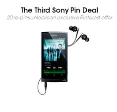 Walkman Z .... sadly this deal was not unlocked.