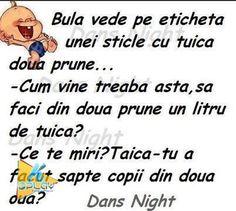 BULA SI TUICA 2 PRUNE !