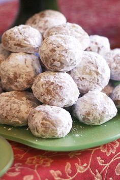 Spice Cookies (Weight Watchers)