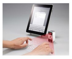 Magic cube virtual, teclado láser virtual que se proyecta sobre cualquier superficie.