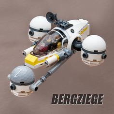 Bergziege by ted @ndes
