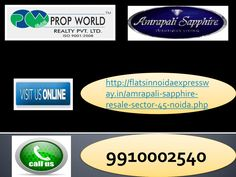 We are providing (09910002540) resale flats in amrapali sapphire sector 45 noida, layout, current price list, floor plan, ready to move flats in amrapali sapphire noida expressway