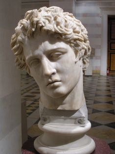 Hellenistic Roman sculpture from the State Hermitage Museum, Russia.