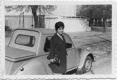 AUTOS CHILENOS: FOTO CITRONETA 13 HP (c.1965)